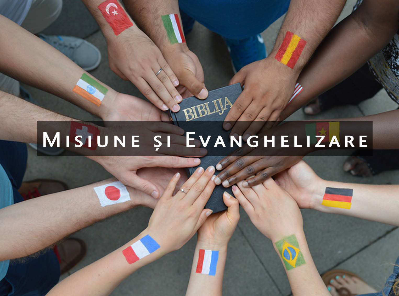 Misiunesievanghelizare