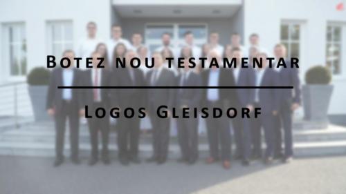 Botez Nou Testamentar 2019